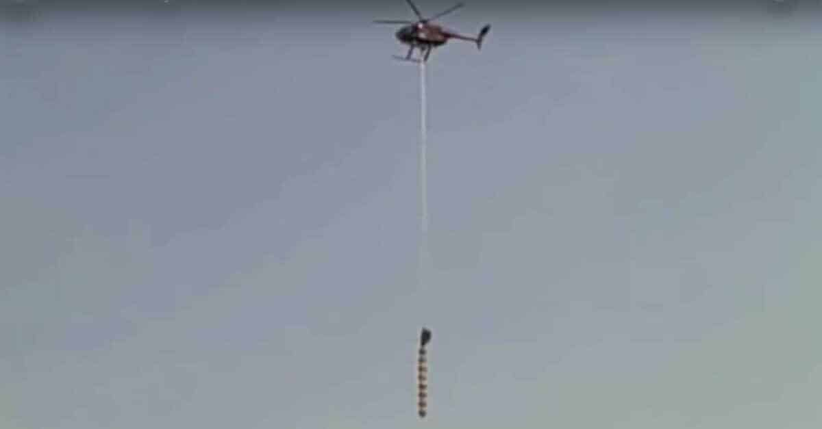 Helicopter Limbcutter