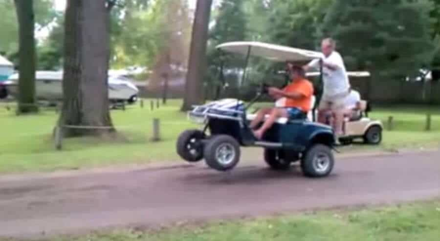 Golf is Not Easy, Just ask These Guys - The Grizzled Golf Cart Guys on atv guys, shoes guys, florida the cart guys, parts guys,