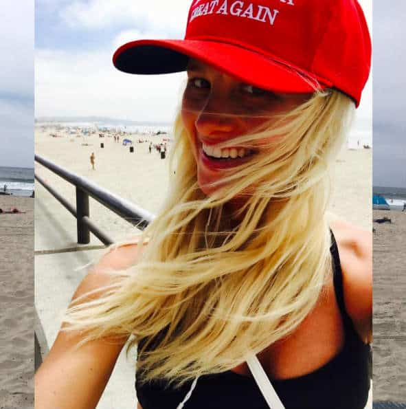 Tomi Lahren Make American Great Again