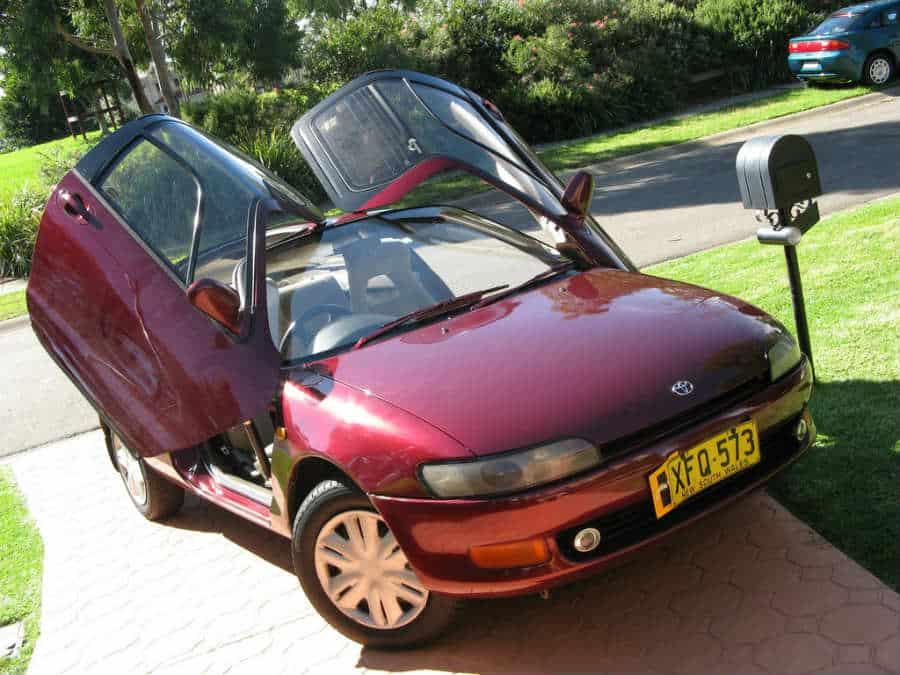 1991 Toyota Sera