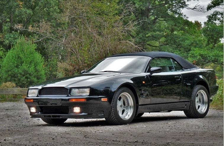 1993 Aston Martin Volante