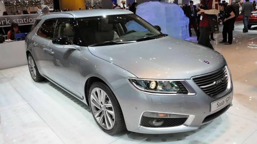 2012 Saab 9-5 Sport Combi