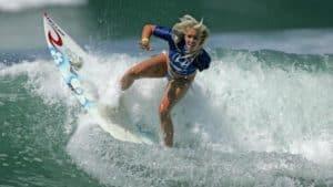 Bethany Hamilton Surfer