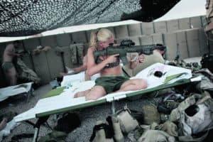 Hot Swedish Soldier
