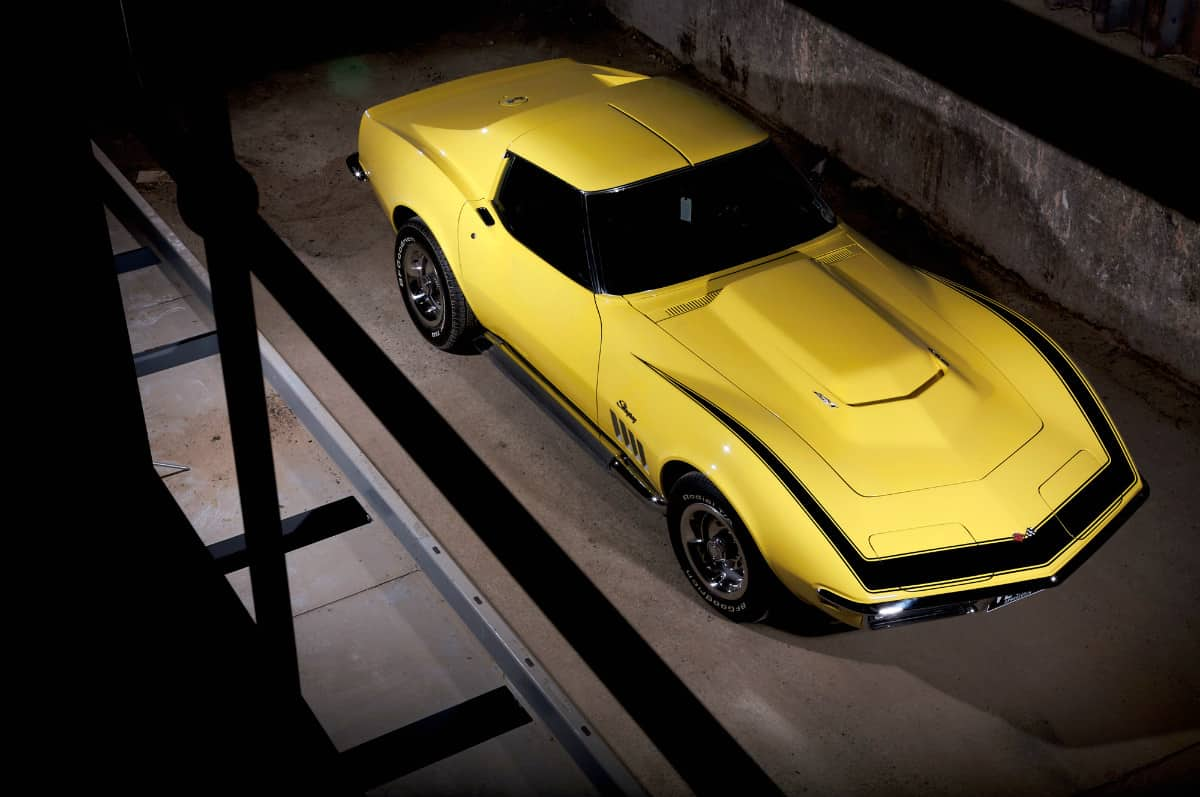1969 Chevrolet Corvette ZL-1