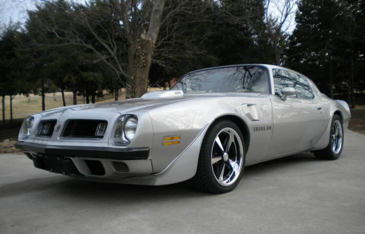 1975 Firebird Trans Am