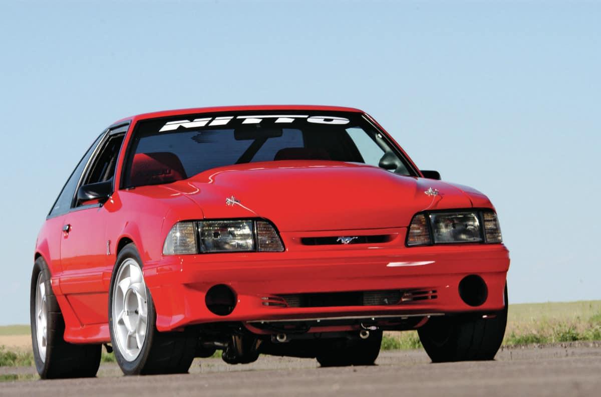 1993 Ford SVT Mustang Cobra