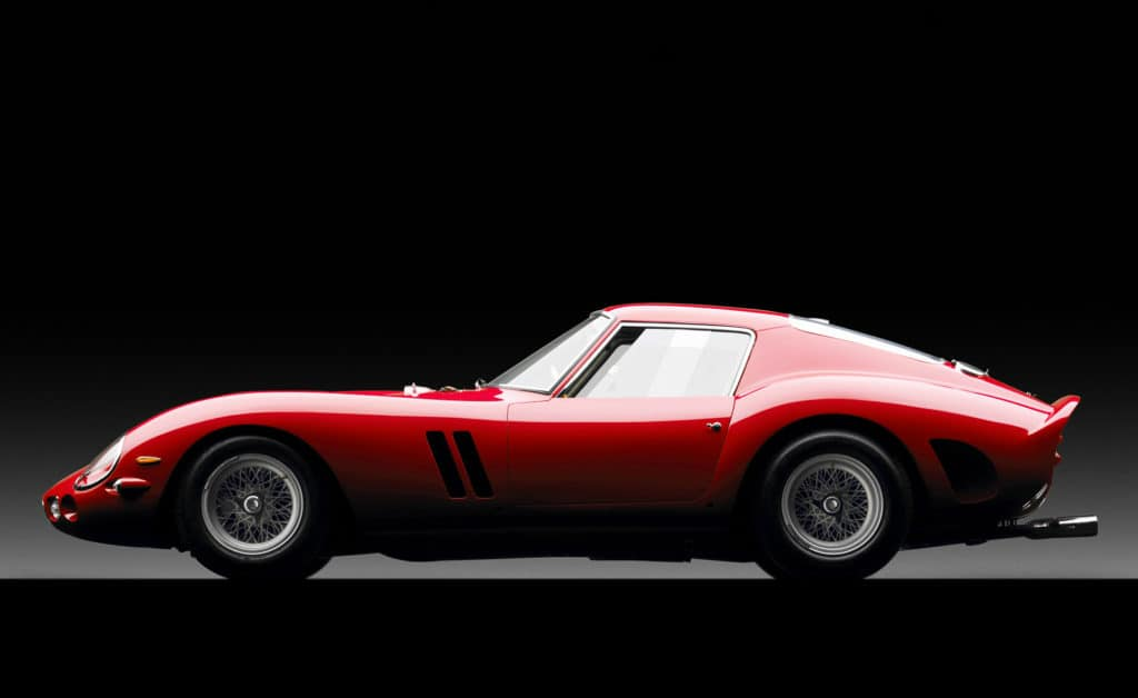 1962 Ferrari 250 GTO Cover Photo