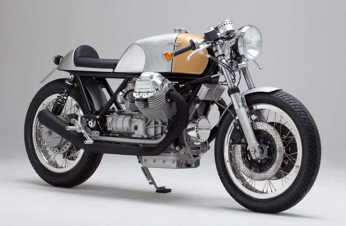 1976 Moto Guzzi 850 Le Mans III