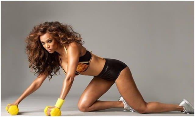 Tyra Banks Workout