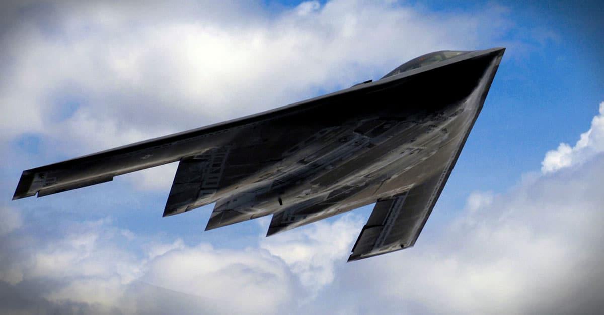 B-2_B-2 selected for 2012 Air Force Marathon