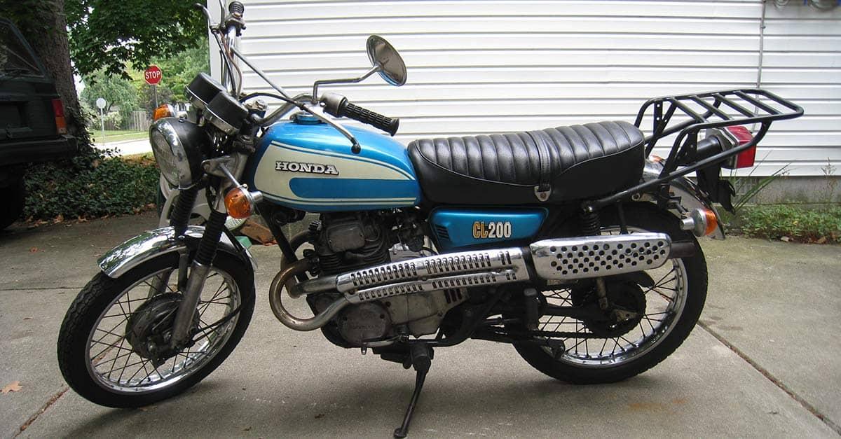 HondaCL200