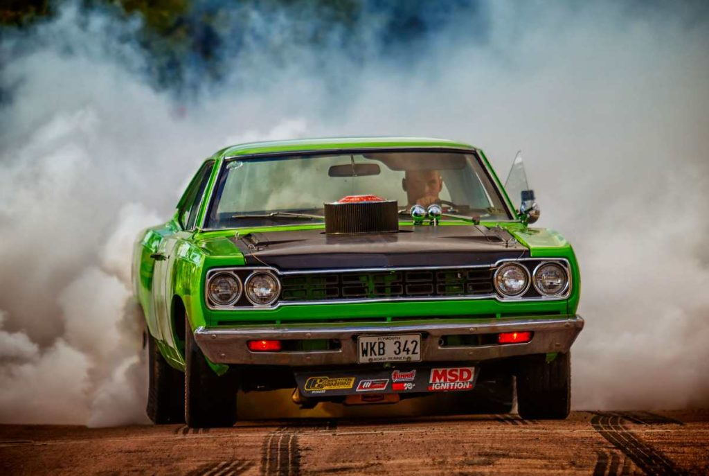 Odd Muscle Car Feature Image