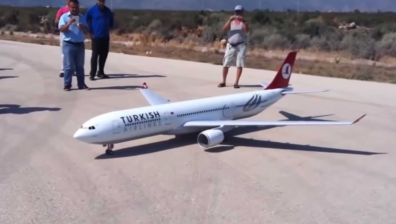 airbus a330 rc