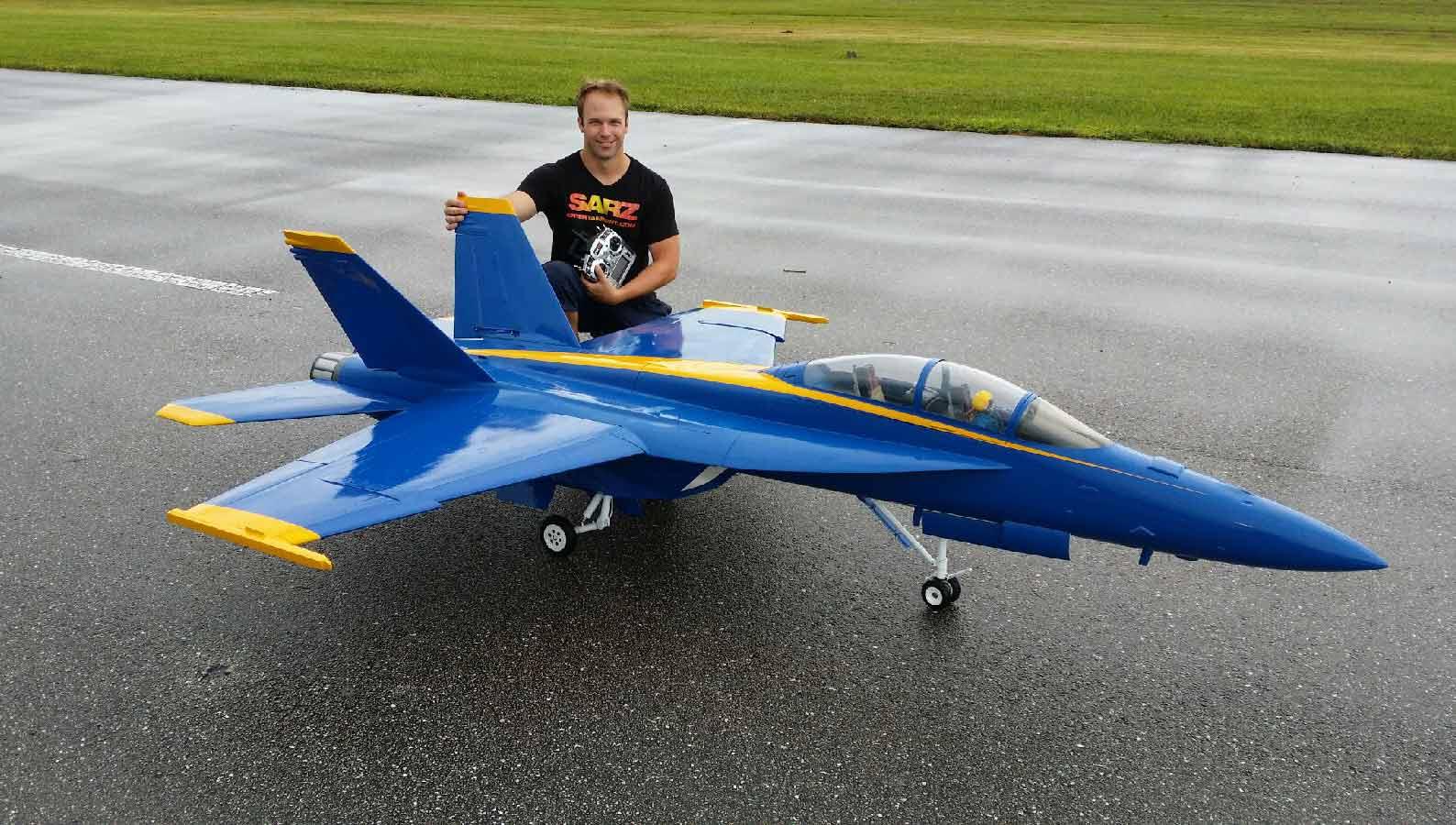 EAGLE JET F18F