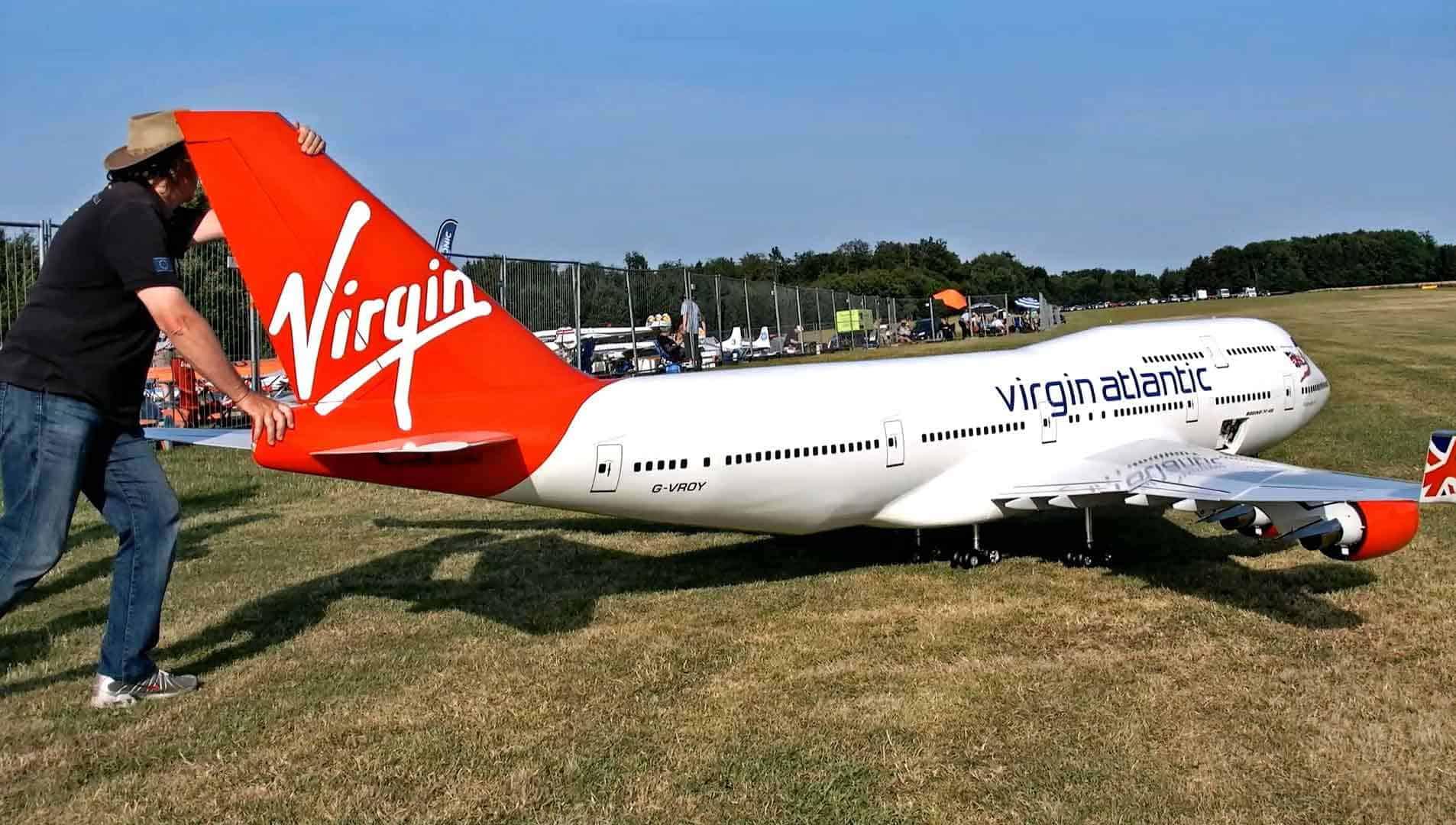 RC Boeing 747-400_RC Media World