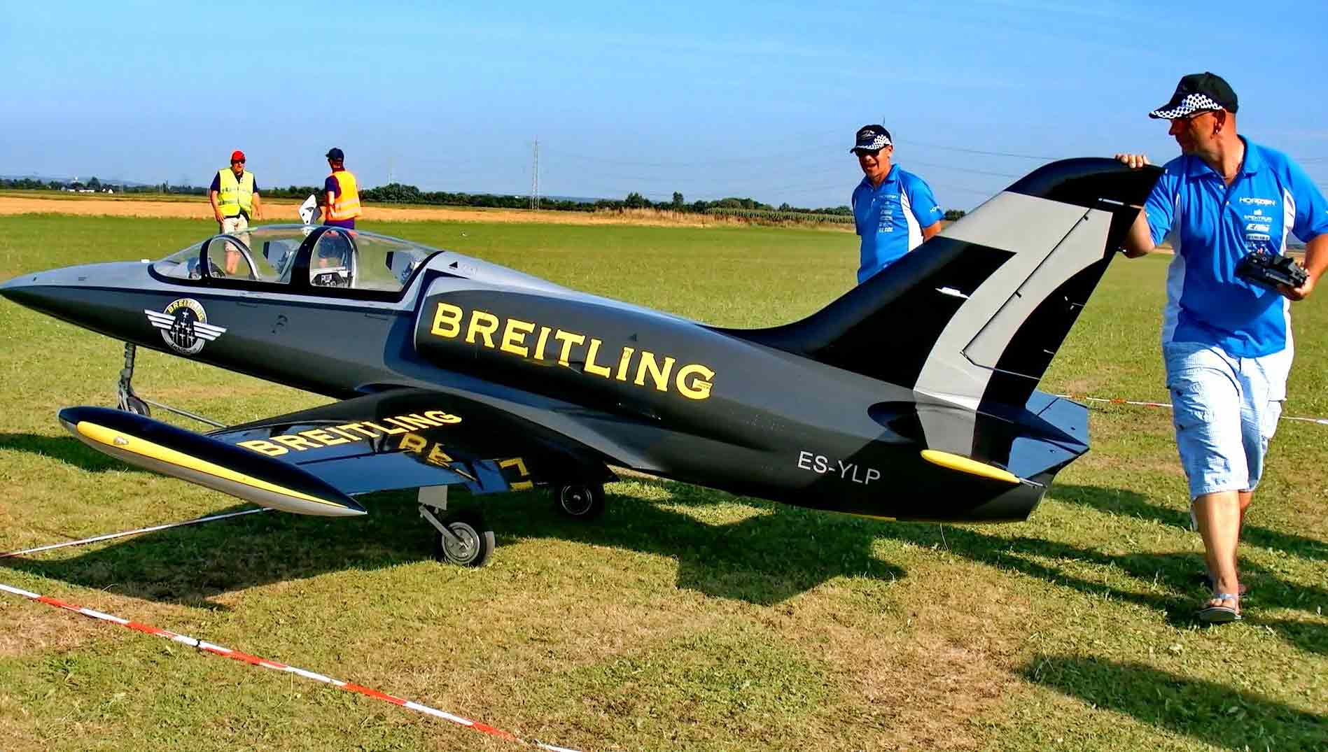RC XXXL L-39 Albatros_