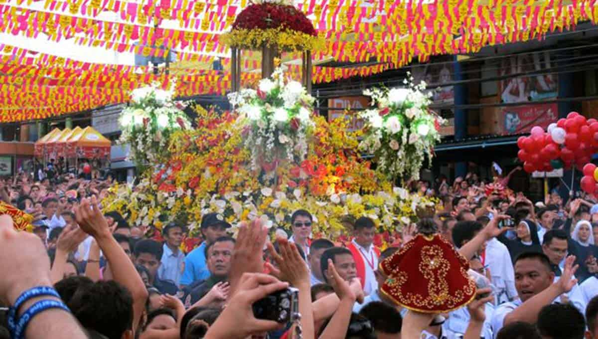 Annual-feast-of-the-Santo-Niño-de-Cebú