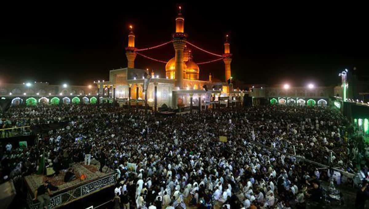 Death-anniversary-of-Imam-Kazim-2011