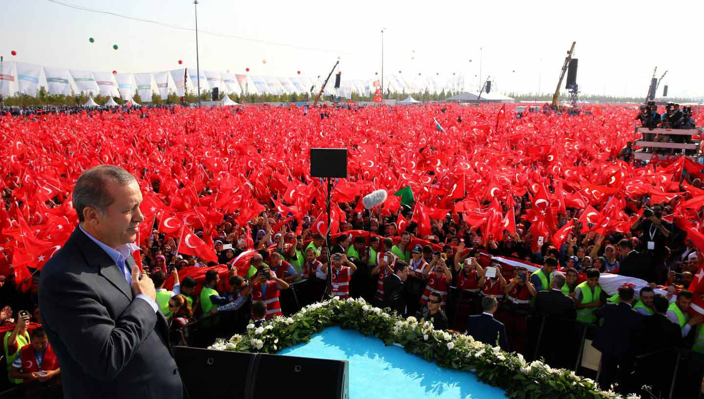 Turkish-Protest