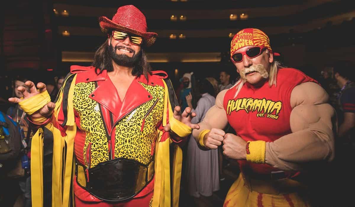 Hulk Hogan and MAcho man_David Ngo