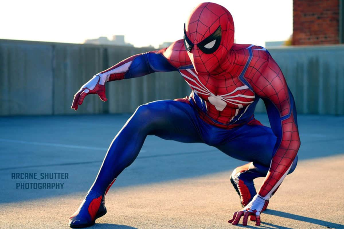 Spiderman_Arcane SHutter