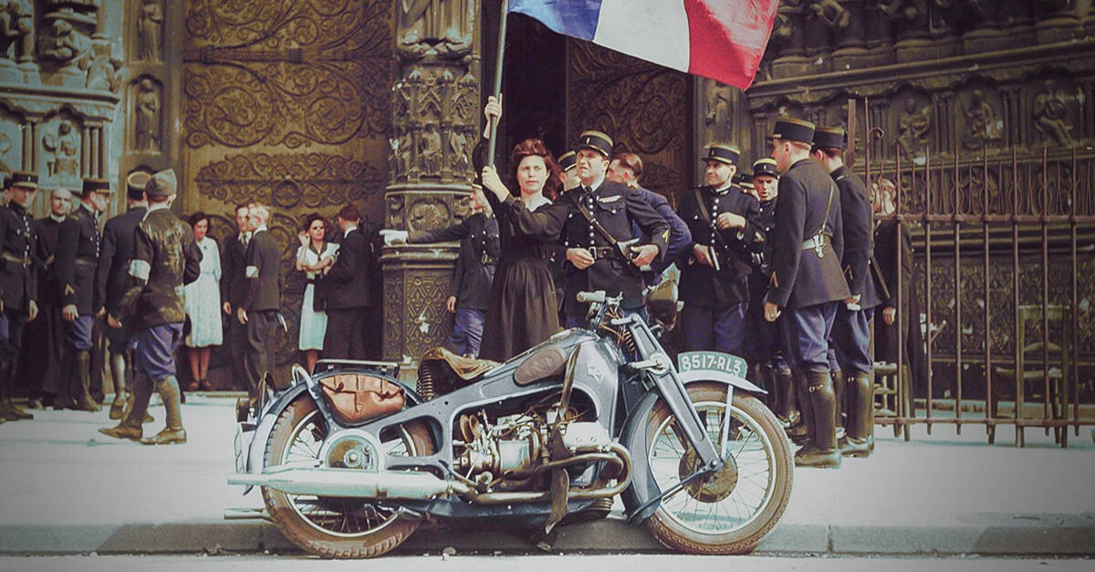 40 Greatest Military Motorcycles The Grizzled