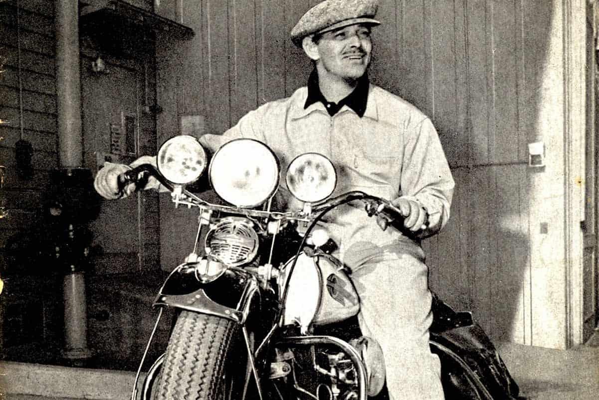 Clark Gable(The Museum of the San Fernando Valley)