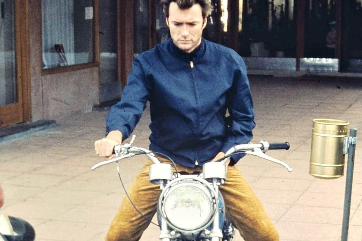 Clint Eastwood(Pinterest)