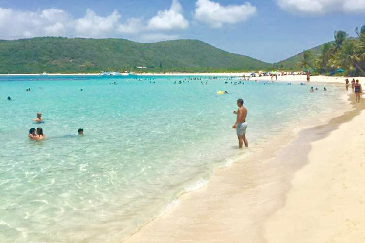 Flamenco Beach(Trover)