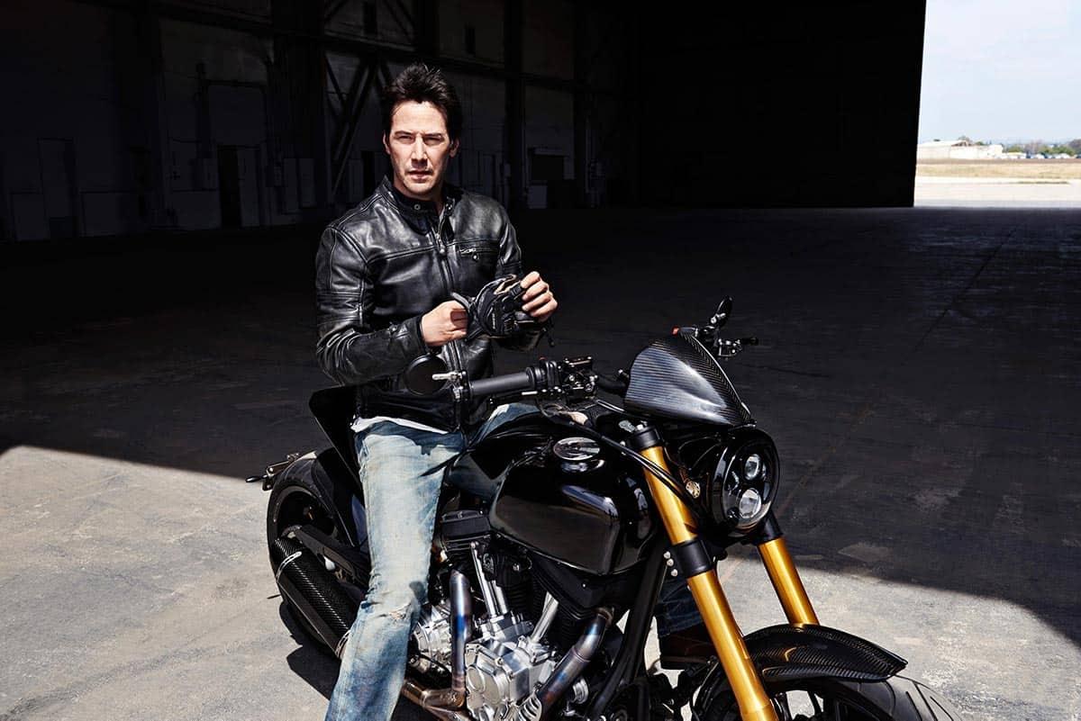 Keanu Reeves(PETER YANG)