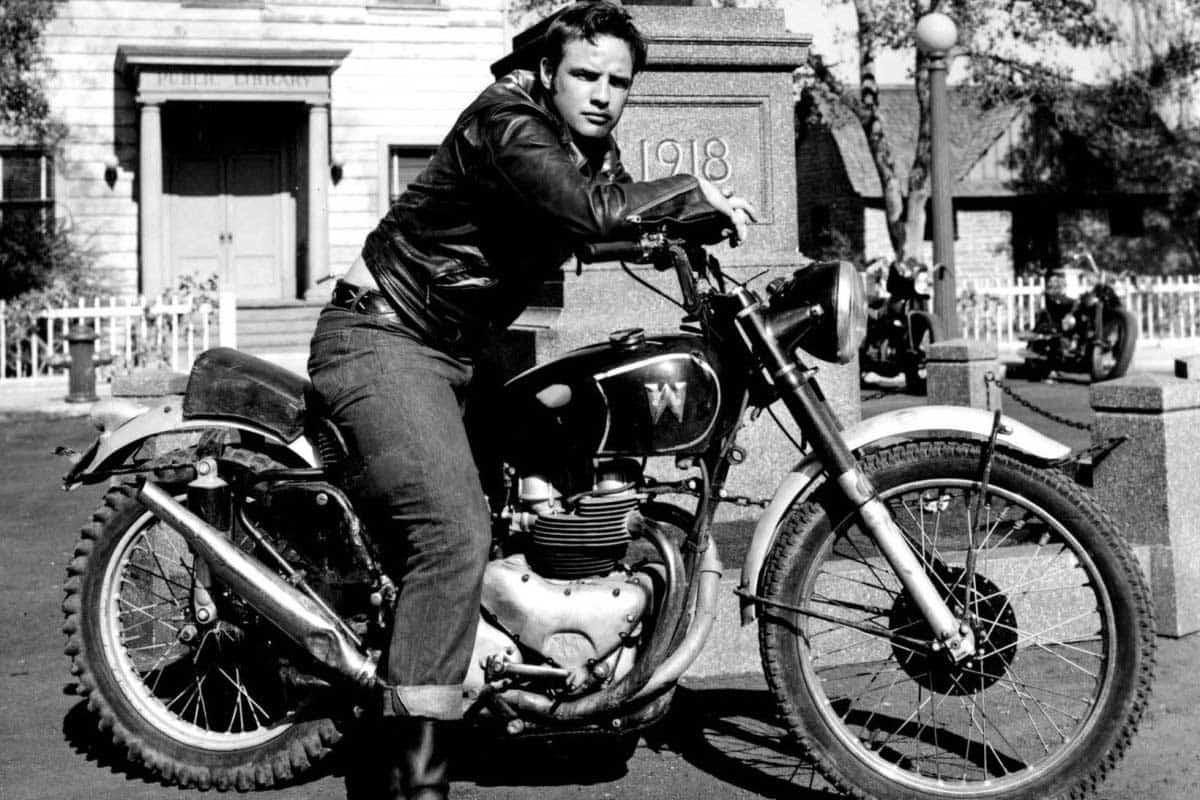 Marlon Brando(Pinterest)