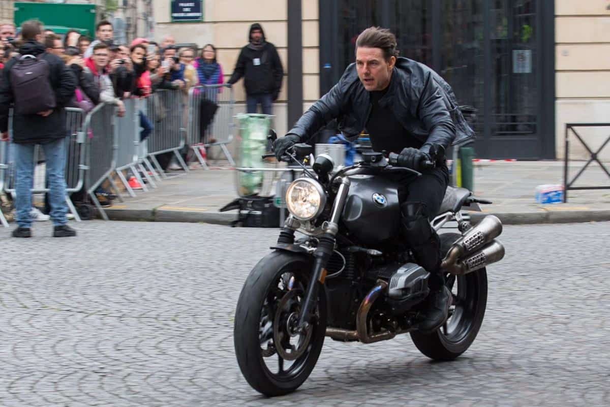 Tom Cruise(Bike Bound)
