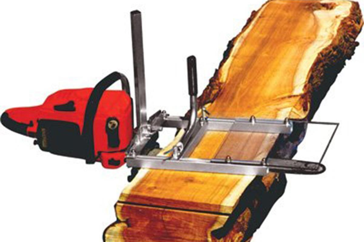 ALASKAN Granberg Chain Saw Mill