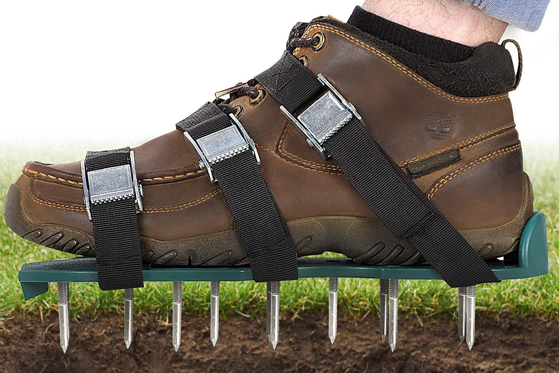 Abco Tech Lawn Aerator Shoes