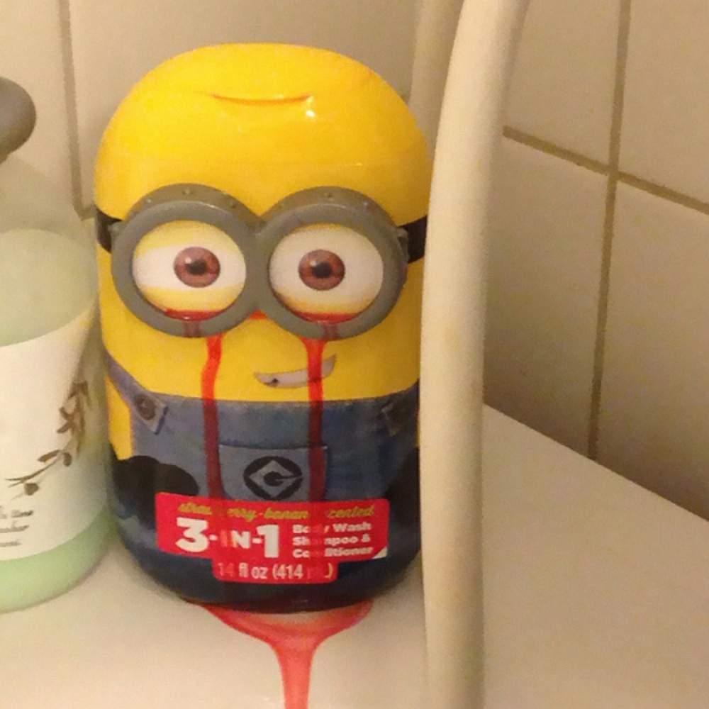 The Scary Looking Minion